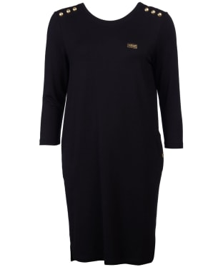 Women's Barbour International Cadwell Dress - Black