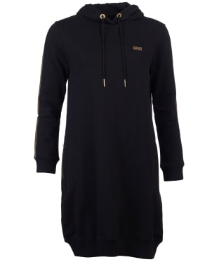 Women's Barbour International Homestretch Sweater Dress - Black