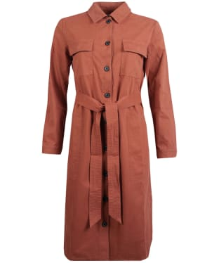 Women's Barbour Wildsmith Dress - Toffee