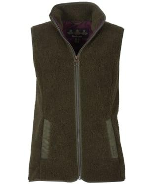 Women's Barbour Milburn Fleece - Olive