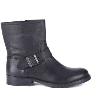 Women's Barbour International Baja Boots - Black
