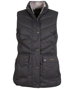 Women's Barbour Kingston Gilet - Olive