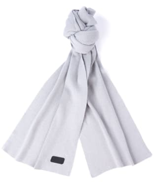 Barbour International Sensor Scarf - Winter Grey