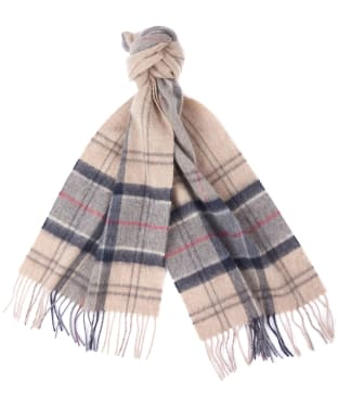 Barbour Tartan Ended Scarf - Dress Tartan