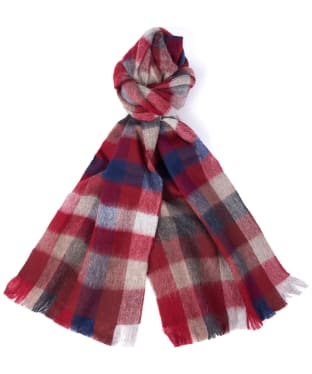 Barbour Nine Square Scarf - Multi
