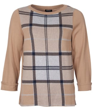 Women's Barbour Forth Knit - Oatmeal