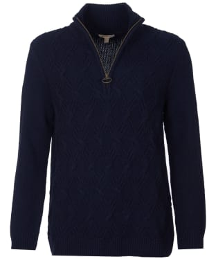 Women's Barbour Ingham Knit - Navy