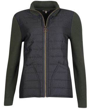 Women's Barbour Willow Knit - Olive