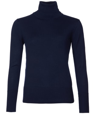 Women's Barbour Norwood Knit - Navy
