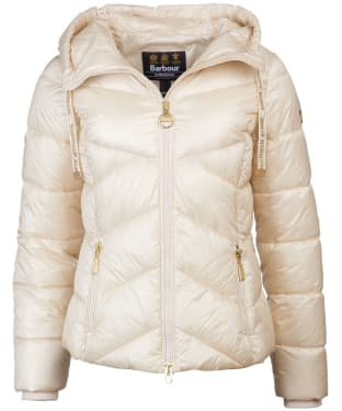 Women's Barbour International Lydden Quilted Jacket - Calico