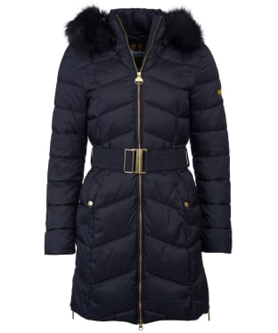 Women's Barbour International Match Quilted Jacket