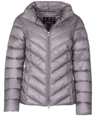 Women's Barbour Monteith Quilted Jacket - Storm Front