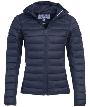 Women's Barbour Murrelet Quilted Jacket - Dark Navy