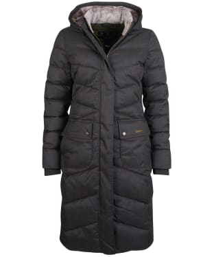 Women's Barbour Kingston Quilted Jacket - Olive
