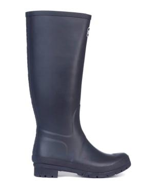 Women's Barbour Abbey Wellington Boots - Black