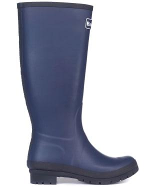 Women's Barbour Abbey Wellington Boots - Navy