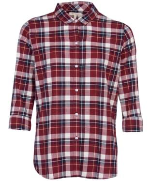 Women's Barbour Stokehold Shirt - Multi Check