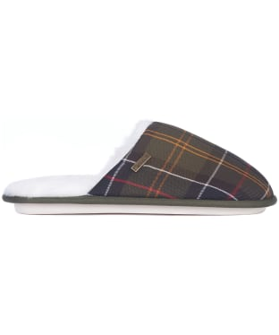 Women's Barbour Maddie Slippers - Classic Tartan