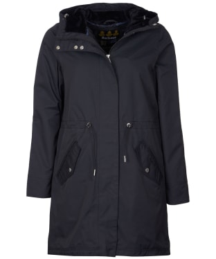 Women's Barbour Perthshire Waterproof Jacket - Black