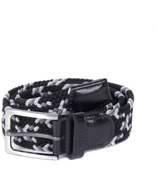 Men's Barbour Ford Belt - Monochrome