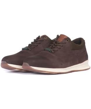 Men's Barbour Langley Boots - Brown