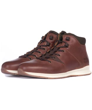 Men's Barbour Dunston Hiker Boots - Brown