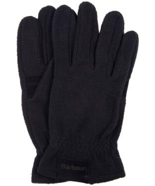 Men's Barbour Fleece Country Gloves