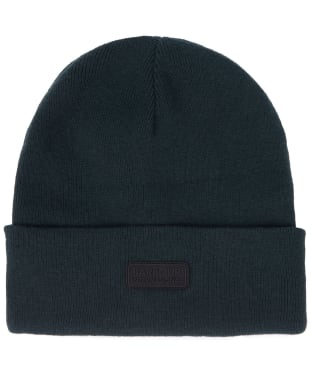 Men's Barbour International Sensor Knit Beanie Hat - Sage