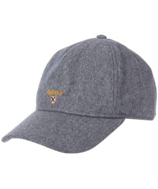 Men's Barbour Saltire Sports Cap - Grey
