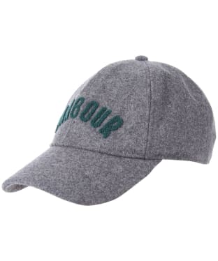Men's Barbour Lanton Sports Cap - Grey
