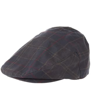 Men's Barbour Tartan Wax Cap