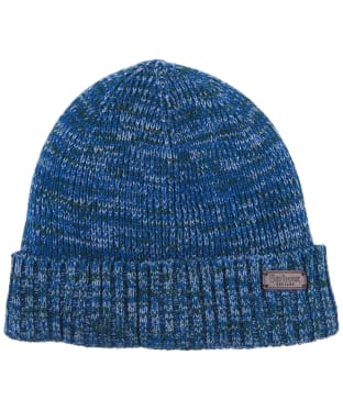 Men's Barbour Whitton Beanie Hat - Blue