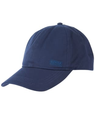 Men's Barbour International Axle Sports Cap - Navy