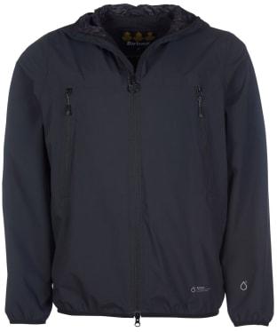 Men's Barbour Tinmouth Waterproof Jacket - Black