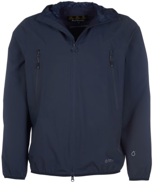 Men's Barbour Tinmouth Waterproof Jacket - Navy