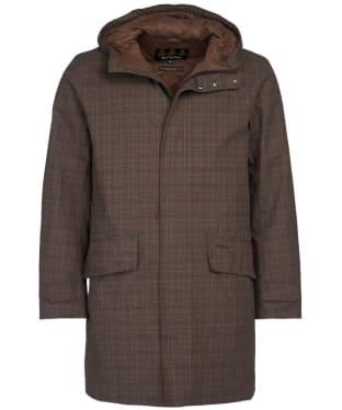 Men's Barbour Audell Waterproof Jacket - Brown