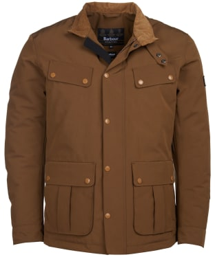 Men's Barbour International Waterproof Duke Jacket - Sand