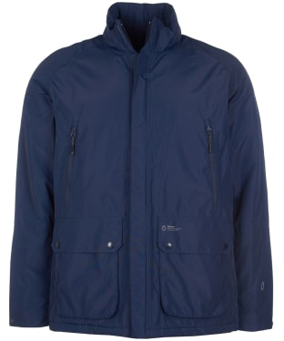 Men's Barbour Benson Waterproof Jacket - Navy