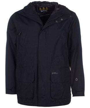 Men's Barbour Pitstone Waterproof Jacket - Black