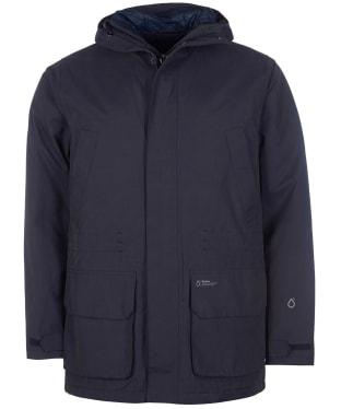 Men's Barbour Pitstone Waterproof Jacket - Navy