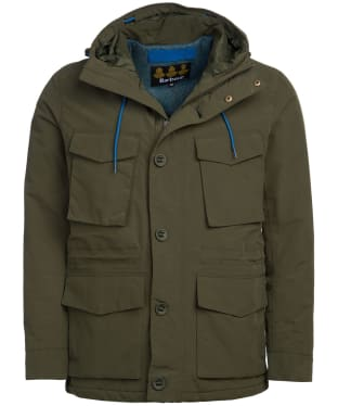 Men's Barbour Zopel Waterproof Jacket - Sage