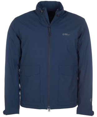 Men's Barbour Amersham Waterproof Jacket - Navy