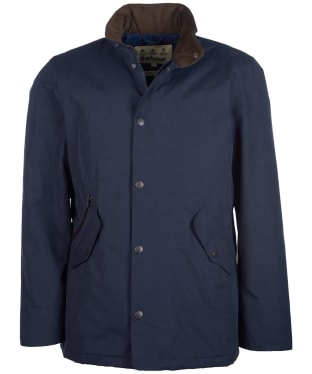Men's Barbour Chester Waterproof Jacket - Navy