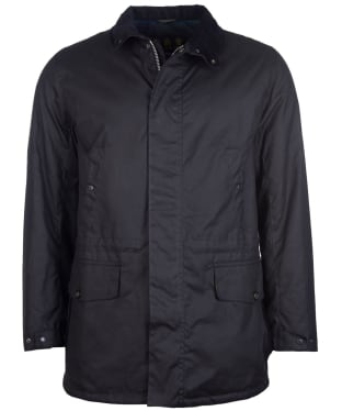 Men's Barbour Hafden Waxed Jacket
