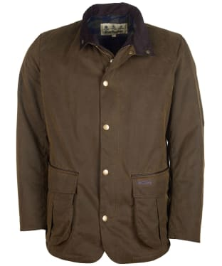 Men's Barbour Gilpin Waxed Jacket - Olive