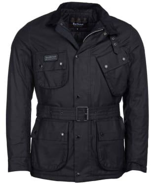 Men's Barbour International Coloured SL International Waxed Jacket
