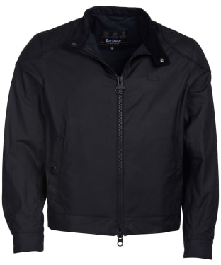 Men's Barbour International Stove Waxed Jacket