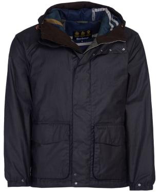 Men's Barbour Grendle Waxed Jacket