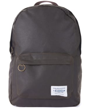 Barbour Eadan Backpack - Olive