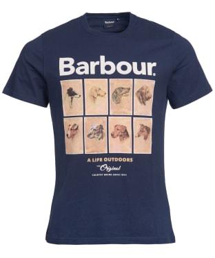 Men's Barbour Hounds Graphic Tee
